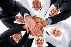 Une équipe de professionnelle de l'Internet